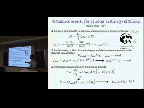 CITA 439: Modelling formation of galaxy clusters: current status and challenges