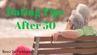 Dating Tips For Older Women and Men