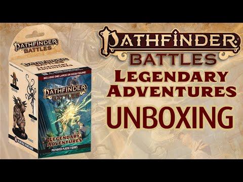 Pathfinder Battles Legendary