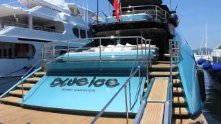 PALMER JOHNSON 150 BLUE ICE IN ST TROPEZ
