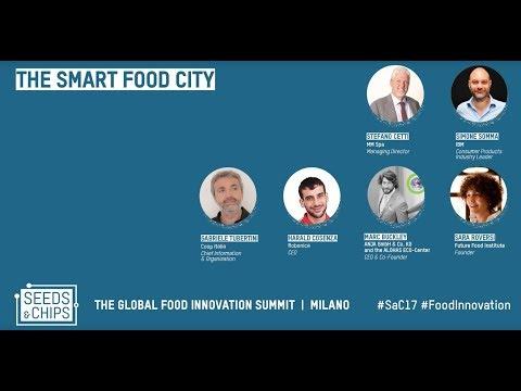 Marc Buckley The Smart Food City #SaC17