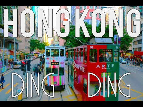 Ding Ding Trolley - Hong Kong Tramways 香港電車 - Things to do in Hong Kong