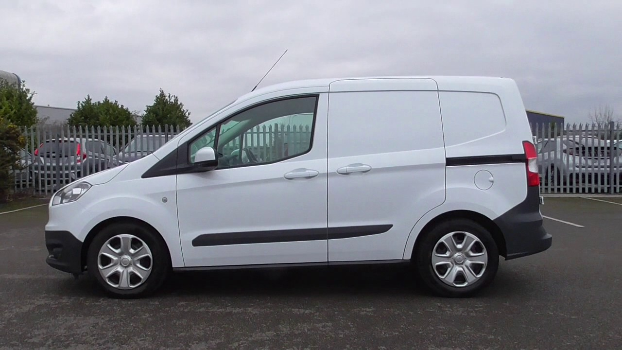 Ford Transit Courier B460 Courier Van Trend 1 5tdci 75ps