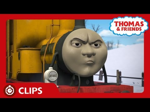Duncan Doesn't Like the Humming of Christmas Songs | Thomas & Friends UK