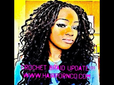 CROCHET BRAIDS | Ocean Wave UPDATE! from YouTube · Duration:  8 minutes 17 seconds