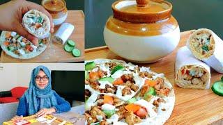 പുതിയൊരു Gift/My Brunch/Homemade ഷവർമ Recipe/NUTRION Products/Perfect Shawarma/ Ayeshas  kitchen