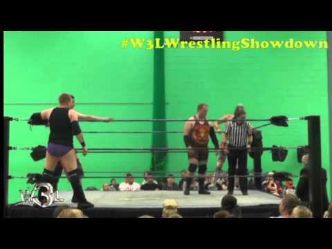 W3L Wrestling Showdown - 18.10.15 - Hall of Fame and Tag Championships on the line!