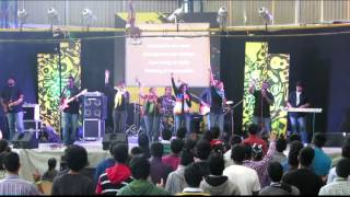 Day 3   Morning Hosanna SYNC 2015 - Music Dept India YFC