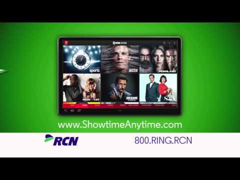 Showtime Anytime Promo