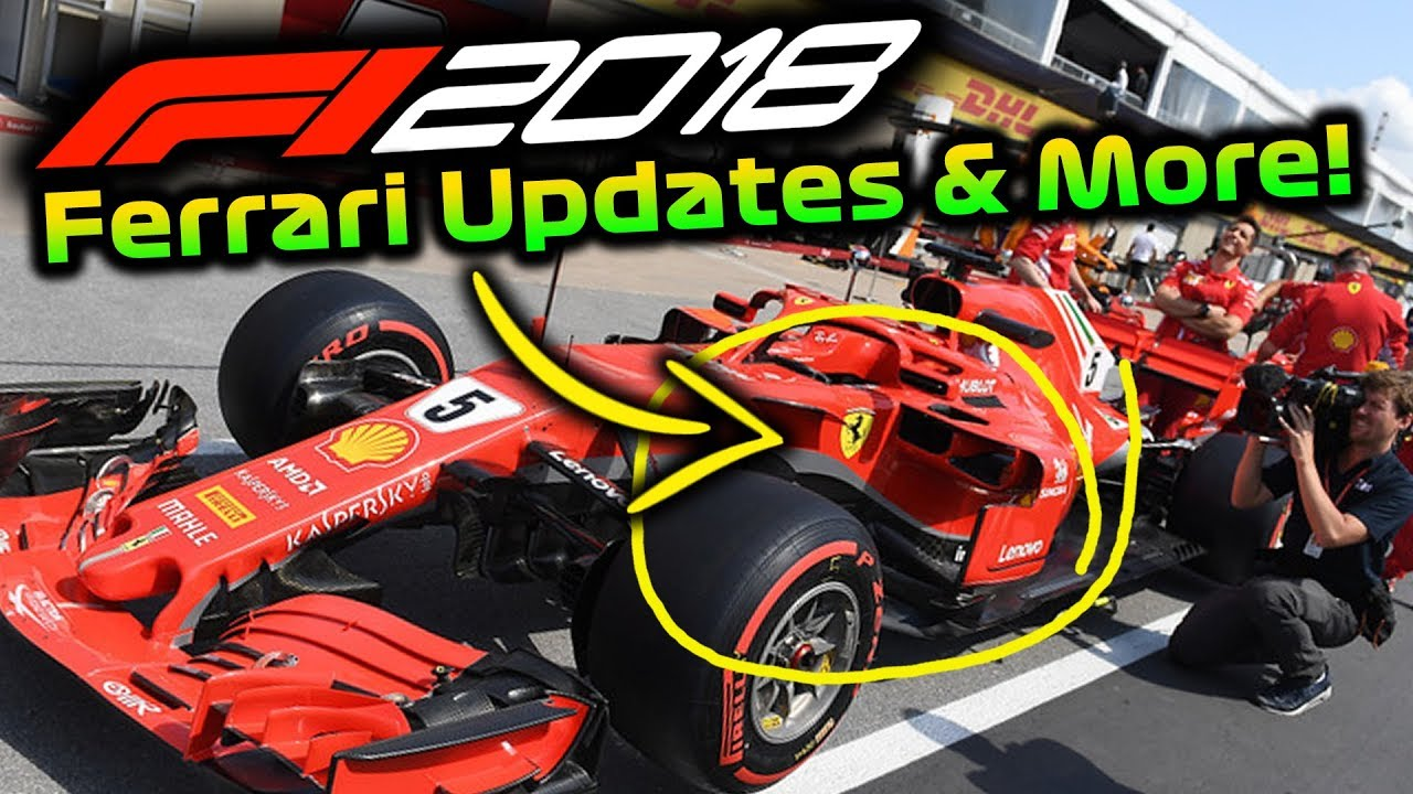 2018 canadian grand prix f1 tech round up f1 2018 canada youtube. Black Bedroom Furniture Sets. Home Design Ideas