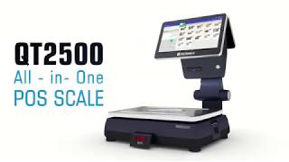 All In one POS Scale