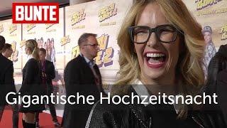 """Monica Meier-Ivancan - """"Die Hochzeitsnacht war gigantisch!""""  - BUNTE TV"""