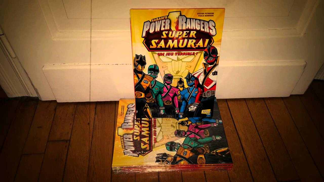 Power rangers super samura un jeux terrible t 2 youtube - Jeux de power rangers super samurai ...