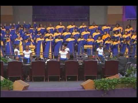 NC A&T Gospel Choir ATL Competition Set 2