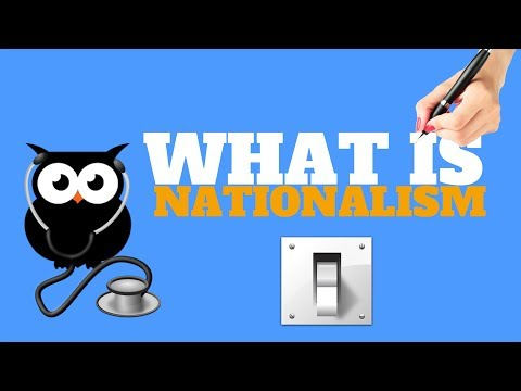 WHAT IS NATIONALISM | ALL YOU NEED TO KNOW