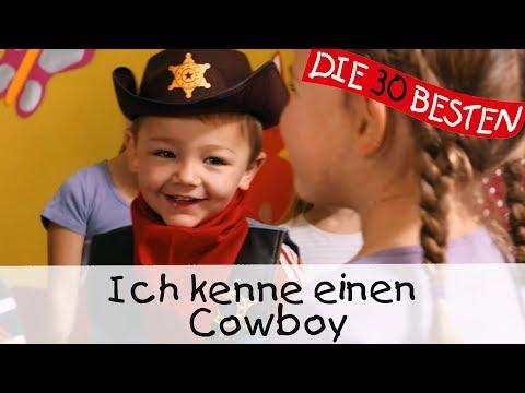 Ich kenne einen Cowboy - Singen, Tanzen und Bewegen || Kinderlieder