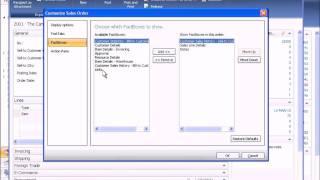 Microsoft Dynamics NAV: Introduction (Part 3 of 3)