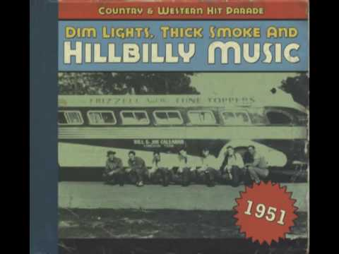 Country & Western Hit Parade 1951