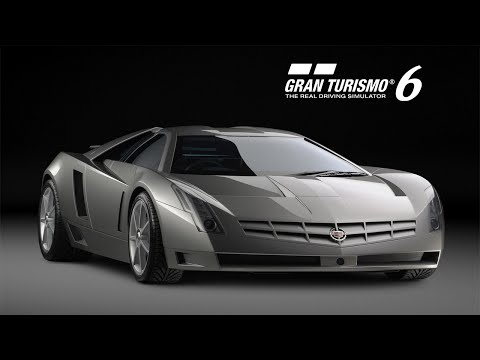 GT6 Top Speed Tune for the Cadillac Cien 2002 (300 mph/482.803 Kph)