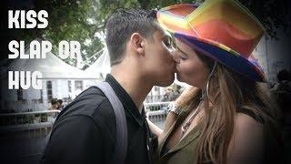 KISS SLAP OR HUG GONE SEXUAL!