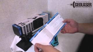 Видео обзор лазерного уровня X Line Helper 2D(Видео обзор лазерного уровня X Line Helper 2D, прибор строит вертикальную и горизонтальную плоскости., 2014-09-27T15:08:45.000Z)