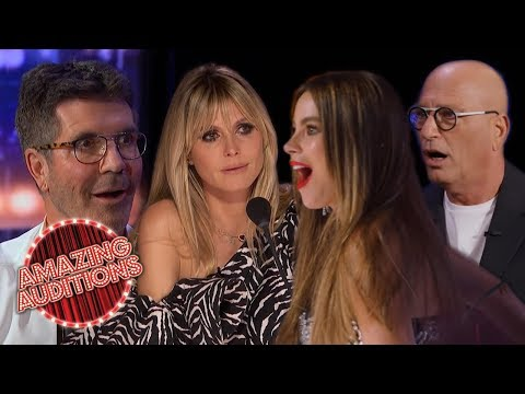BEST Auditions From America's Got Talent - Week 1 | Amazing Auditions