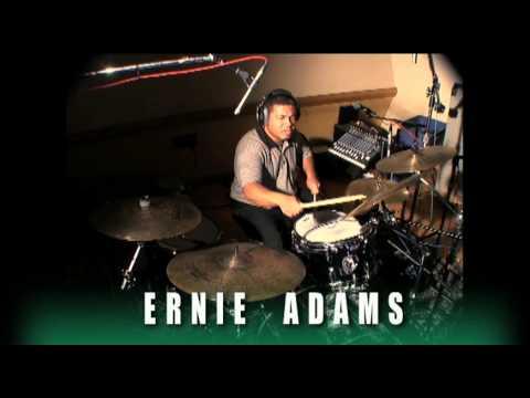 Ernie Adams Akalibrio Drumkit Reel