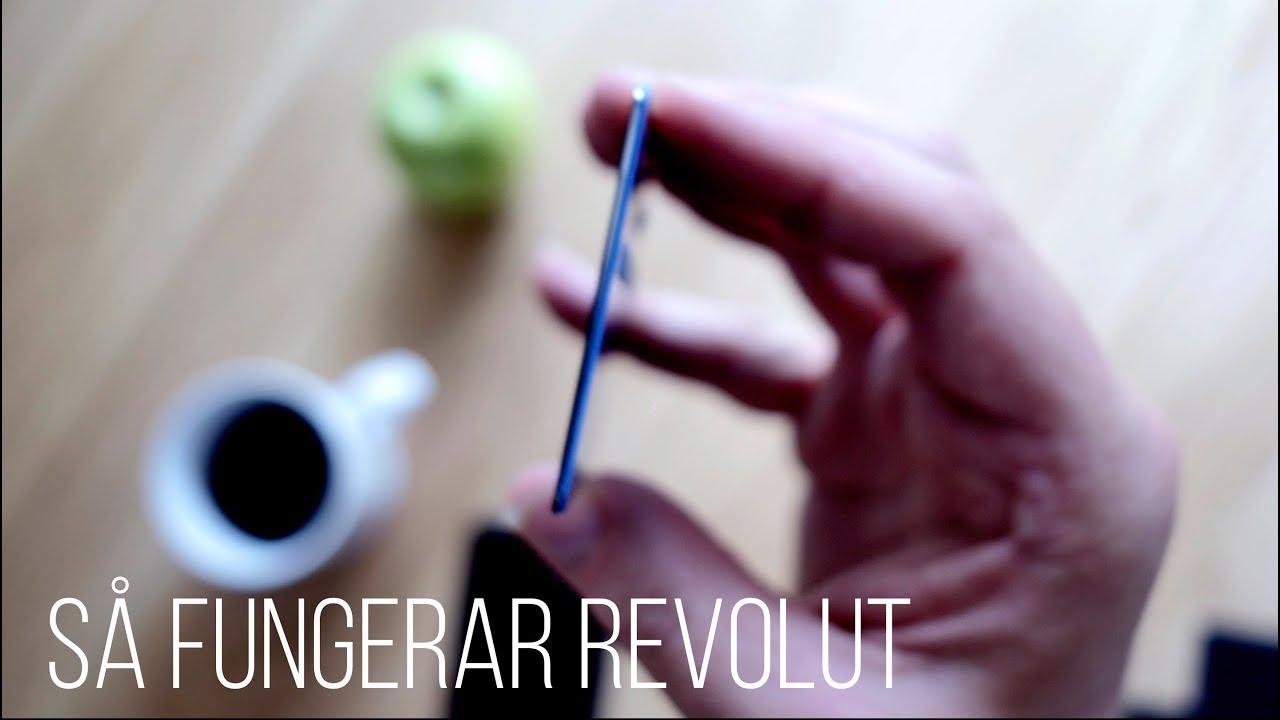 Revolut I Sverige Bankutmanare Med Apple Pay Google Pay Youtube
