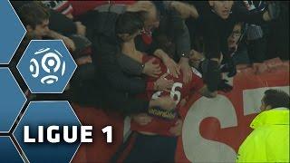 But Nolan ROUX (77') / LOSC Lille - Toulouse FC (3-0) -  (LOSC - TFC) / 2014-15