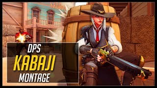 Kabaji DPS - God of DPS 😱 | Overwatch Moments