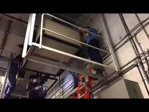 FCU Steam Cleaning