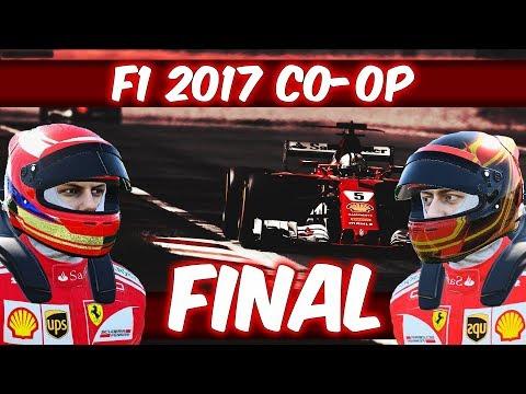 МЫ ЧЕМПИОНЫ ИЛИ НЕТ? | ФИНАЛЬНЫЙ ЭТАП | F1 2017 CO-OP