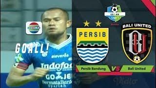 Goal Supardi - PERSIB Bandung (1) v (1) BALI Utd | Go-Jek Liga 1 bersama Bukalapak