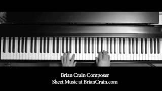 Brian Crain - Butterfly Waltz (Overhead Camera)