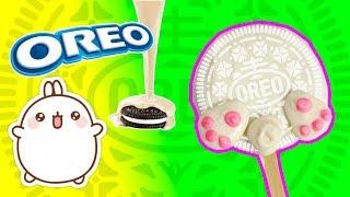 Белое ОРЕО! Делаем вкусняшки из OREO / Очень быстрый и простой рецепт 🐞 Afinka