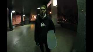 vsenadosku.ru Тренинг Базовые элементы скейтбординга. Урок 4
