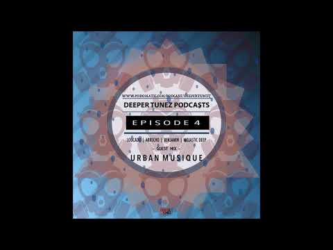 Guest Mix 004 Mixed By Urban Musique