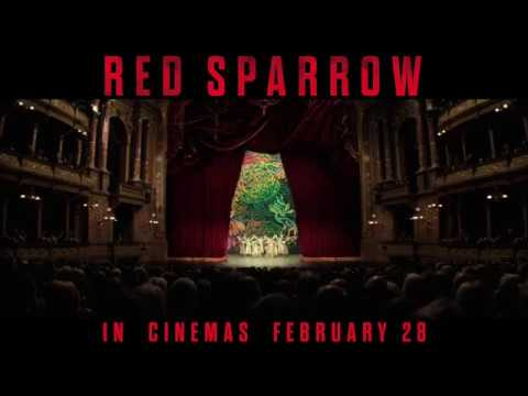 RED SPARROW   In PH cinemas February 28