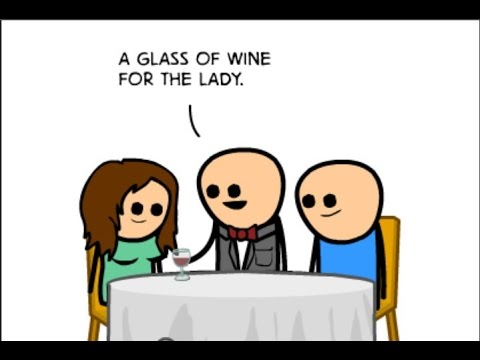 Cyanide comic strip this magnificent