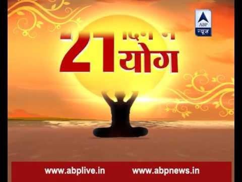 21 days of yoga vakraasan helps in preventing diabetes