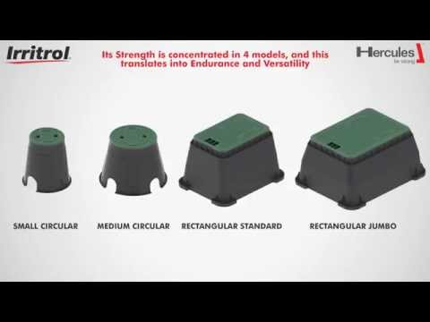 Irritrol - Euro F and M - Valves - Valves by Irritrol Systems Europe