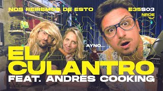 El Culantro feat. Andres Cooking | #NRDE035 S03