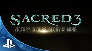 Sacred 3 Launch Trailer | PS4
