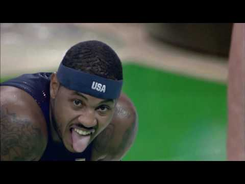 Olympics 2016 Basketball Final - USA