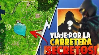 *FILTRATE* SECRETS THAT YOU DON'T KNOW TO TRAVEL BY ROAD ? FORTNITE: Battle Royale