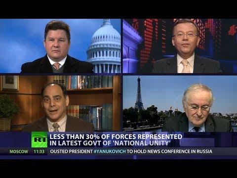 CrossTalk: Did West's 'regime change op' in Ukraine go 'according to plan'?