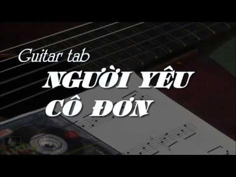 Guitartabs 1 - Người..yêu..côĐơn - (Am) - Đài Phương Trang