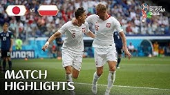 Japan v Poland - 2018 FIFA World Cup Russia™ - Match 47
