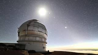 Meet the Giant - A night at the 10.4m Gran Telescopio CANARIAS