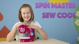 Spin Master Sew Cool Швейная мастерская: обзор игрового набора